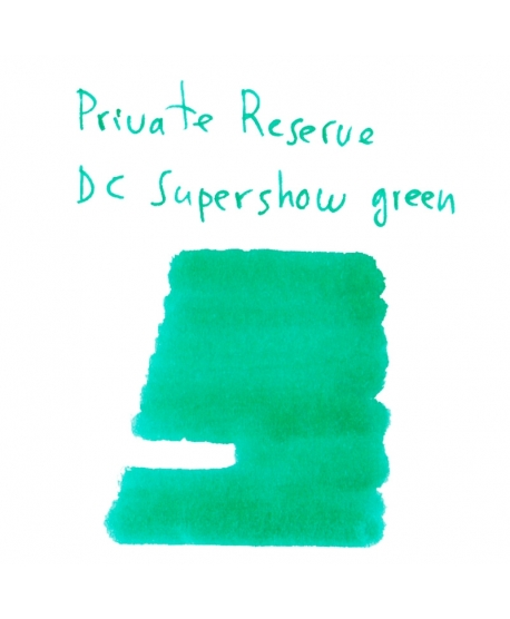 Private Reserve DC SUPERSHOW GREEN (Vial 2 ml)