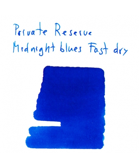 Private Reserve MIDNIGHT BLUES FAST DRY (Vial 2 ml)