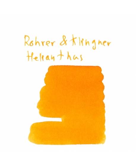 Rohrer & Klingner HELIANTHUS (2 ml plastic vial of ink)