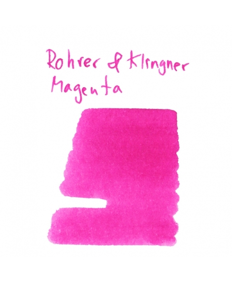 Rohrer & Klingner MAGENTA (2 ml plastic vial of ink)