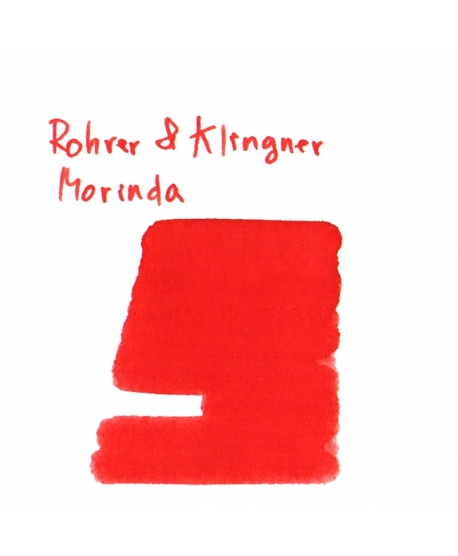 Rohrer & Klingner MORINDA (2 ml plastic vial of ink)