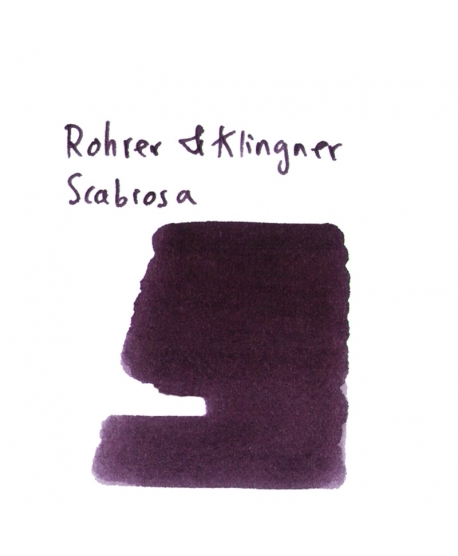 Rohrer & Klingner SCABIOSA (2 ml plastic vial of ink)