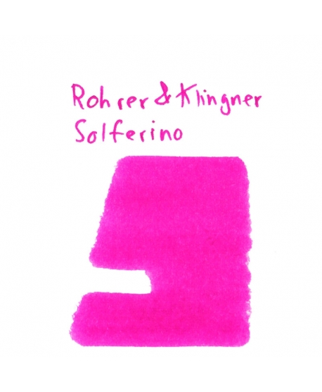 Rohrer & Klingner SOLFERINO (Vial 2 ml)