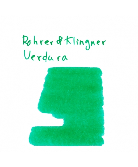 Rohrer & Klingner VERDURA (2 ml plastic vial of ink)