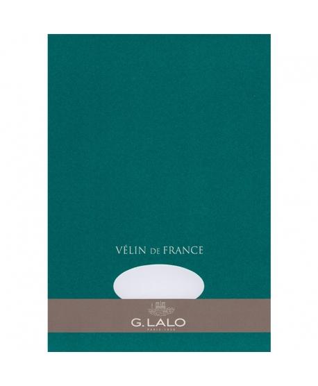 G. Lalo bloc Vélin de France vellum A4