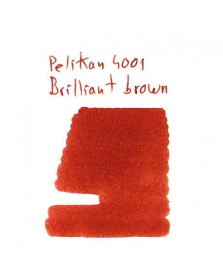Pelikan 4001 BRILLIANT BROWN (Vial 2 ml)