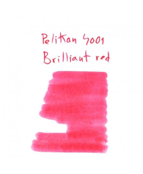 Pelikan 4001 BRILLIANT RED (Vial 2 ml)