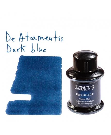 De Atramentis DARK BLUE (Tintero 35 ml)