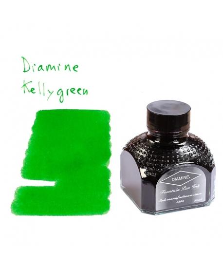 Diamine KELLY GREEN (Tintero 80 ml)