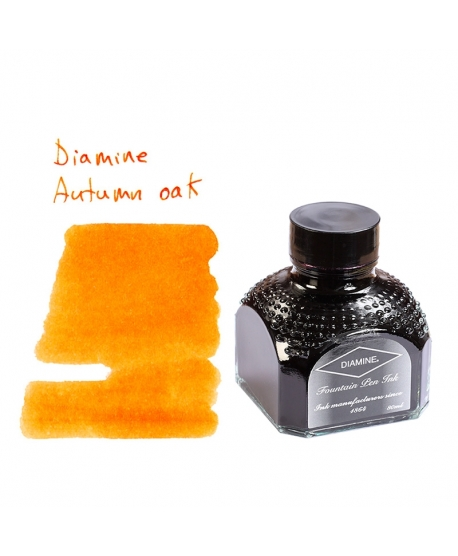 Diamine AUTUMN OAK (Tintero 80 ml)