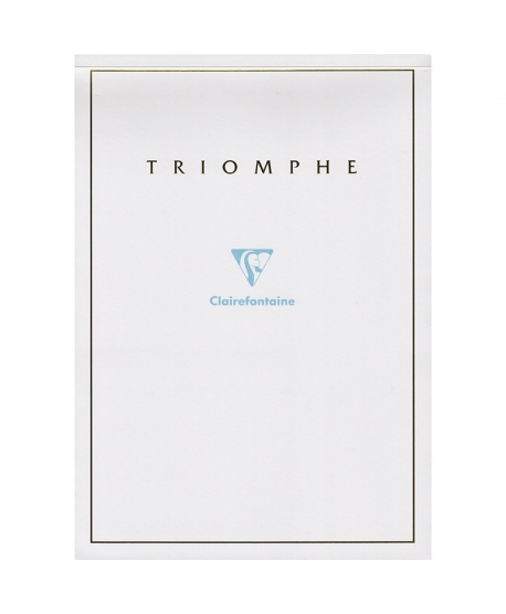 Clairefontaine bloc Triomphe A4 liso